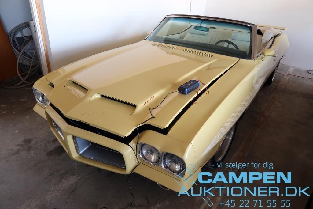 Specialbil, Pontiac  Le Mans MOMSFRI