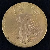Gold Coin Auction Ending Oct. 30 at 9am
