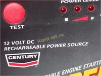 12V/DC Rechargeable Power Source