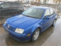 2002 VW JETTA