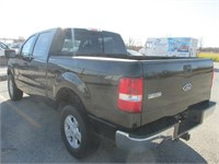 2005 FORD F150 XLT SUPERCRE 4X4