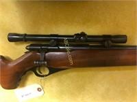 Mossberg  Bolt Action 22 rifle