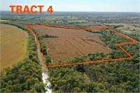138 +/- Acres Row Crop Farmland