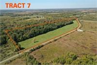 33 +/- Acres Grass & Timber * Building Site
