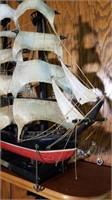 DECORATIVE SHIP & SHELF
