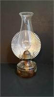 EAGLE OIL LAMP