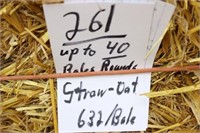 Hay, Bedding, Firewood #43 (10/21/2020)