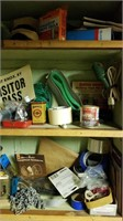 CUPBOARDS CONTENTS