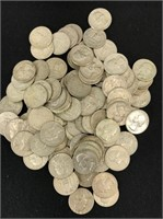 Coin Auction with Silver Closing Oct. 30 at 10am