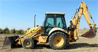 "Ford 575E Loader/Backhoe - More Details, Information, Pics & Video by Clicking the ""CATALOG"" Tab"