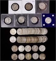 11/5 Bottles, Breyer, Weapons, Coins, Workbench, Etc.