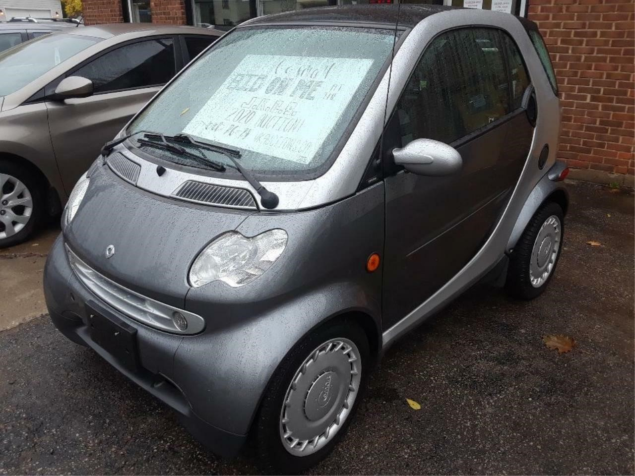 2005 Smart Car Fortwo Passion