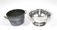 Lot: Gorham Silver Soldered 5 Pint Handled