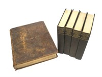 Lot: Early books, includes: