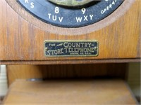 Oak Country Store Telephone,