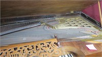 1870 Steinway Rosewood Square Grand piano