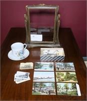 Lot: Vintage Seneca Falls Post cards,