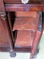 Early Empire Mahogany sideboard