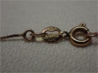 10kt & 14kt Necklaces