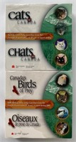 RCM Canada's Birds or Prey and Casts Coin Collecti