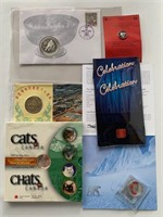 Lot of Misc. Canadian Collector Coins and Sets