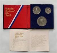 1776-1976 US Bicentennial Silver Proof Set