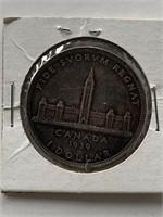 Canada 1939 1 Dollar Coin
