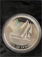 The Bluenose Transportation 2000 Coin Presentation