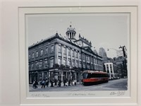 St Lawrence Hall Framed NAC Edition 40/750