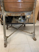 Antique Beatty Wringer Washer with Copper Tub