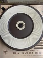 Audiotronics 300-A Classroom Record Player