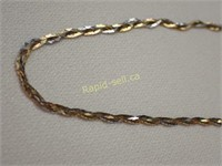 14k Italy Necklace
