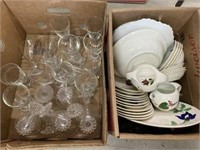 10.31.20 HUGE GLASSWARE COLLECTION! ONLINE ONLY!