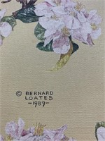 Bernard Loates 1989 Framed Print on Canvas