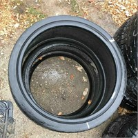 Used Set Of 2 Tires 295/30ZR22