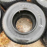Used Set Of 2 Tires P265/70R16