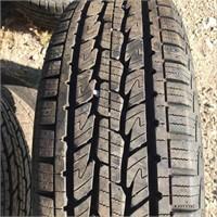 New 1 Tire LT 225/75R16 General Grabber HTS