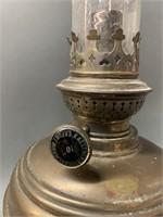 Rare Kaestner & Toebelmann German Oil Lamp