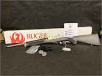 Fall Firearms, Ammo & Hunting Supplies Auction