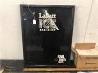 LABATT BEER ADVERTISING