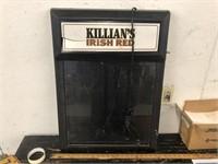 KILLIANS MENU BOARD