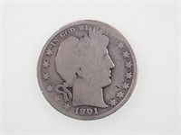 Nov 11 Online Only Estate Coins, Silver & Currency Auction
