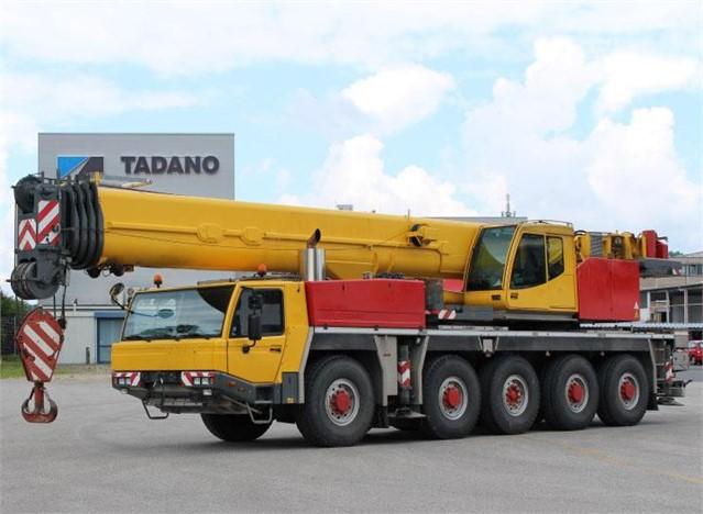 2012 TADANO FAUN ATF 110G-5 at used.demagmobilecranes.com