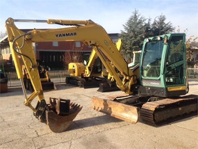 2015 YANMAR VIO80-1 a www.nord-tractors.it