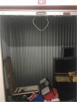 online storage  locker auction