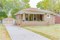 REAL ESTATE AUCTION - 2022 N GARLAND, WICHITA, KS 67203