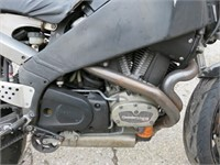 Parts Only -2007 Buell Lightning XB125CG