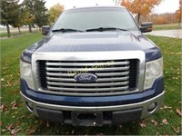 2011 F150 Ford Truck