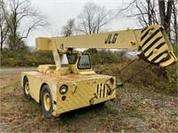 JLG Hydraulic Crane Online Auction
