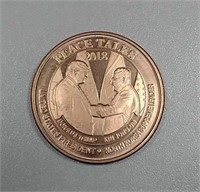 Halloween Online-only coin auction.